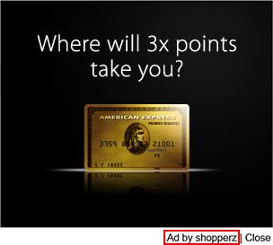 A pretty typical advert by Shopperz
