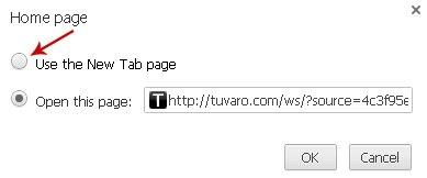 chrome-home-page-tuvaro