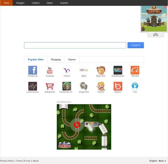 iStartSurf homepage