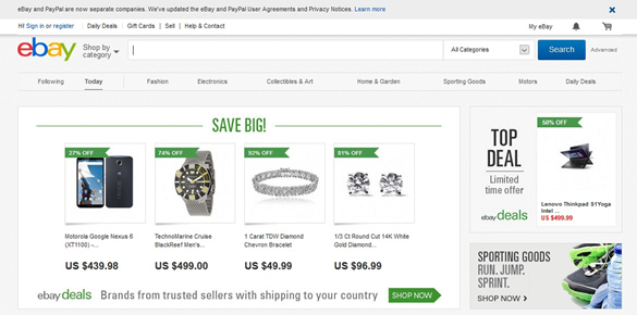 Rover.ebay.com takes over the victim's browser, causing popups and redirects